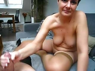 Chubby Mature Slut For Fuck