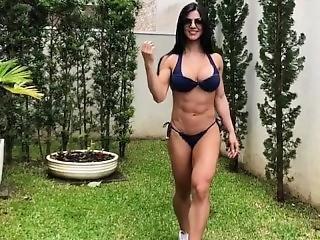 Eva Andressa Muscle Body