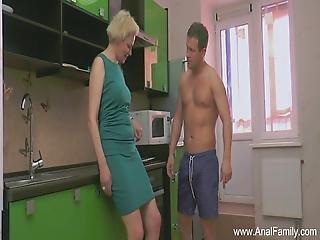 anal, blondine, ladung, harter porno, kurze haare, schwester, thai
