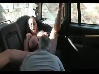 Cum In Pussy Huge Tits Milf Taxi