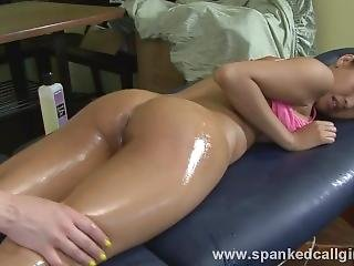 Spankedcallgirls - Sharon Lee - Audrey Tate's Sexy Asian Masseuse 2:2