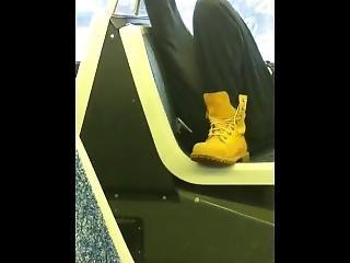 Hot Girl Sleeping In Bus