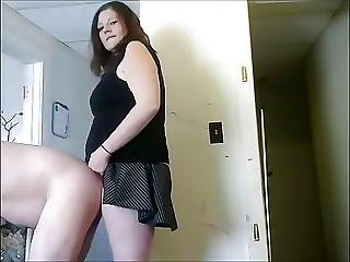 Maddie Fucks Jason In The Ass With A Strap On Blooper Pt 2