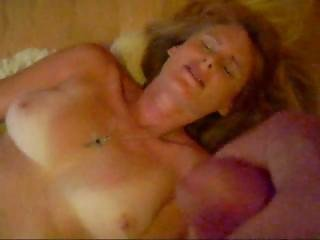 Alone, Amateur, Blonde, Blowjob, Cum, Fucking, Mature