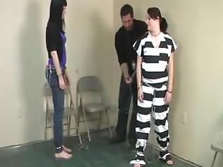Derek And Evalyn In Jail Part#2