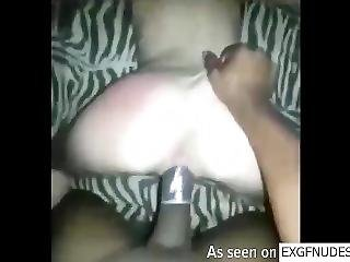 Slim White Chick Gets Her Tight Cunt Stretched By Bbc
