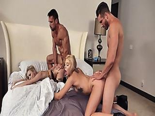 Juicy Sluts Getting Their Fresh Pussies Fuck Doggystyle By Adult Full Grown Cocks