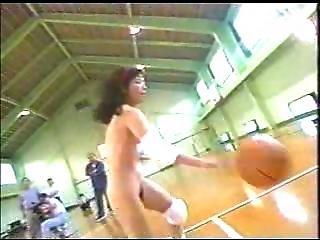 Basketball, Japansk, Naken, Offentlig, Voyeur
