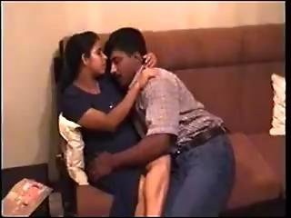 Indian Yamuna Aunty Fucked Hard By Hubbys Friend Part 1 Of 4