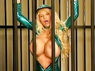 Big Boob, Blonde, Boob, Jail, Mature