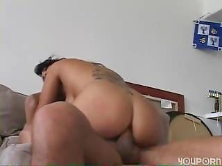 Anal Sex Makes Her Moan
