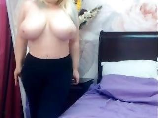 Busty Cam Girl 4