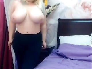 Busty Cam Girl 4