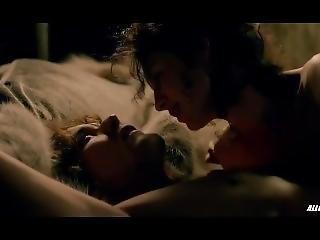 Caitriona Balfe Nude In Outlander S01e07