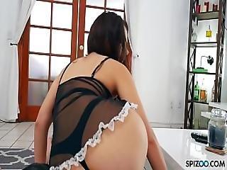 Spizoo - Valentina Nappi Suck And Fuck A Big Dick Big Booty And Big Boobs