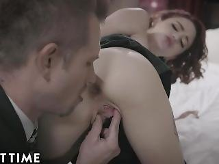 Adult Time Sugar Daddy Makes Teen Gf Gape Train 4 Anal Fucking