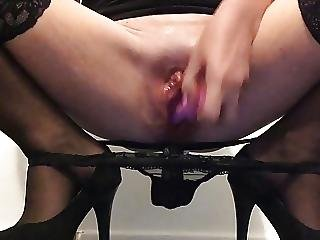 Panties Round My Ankles Then I Go And Squirt All Over Them