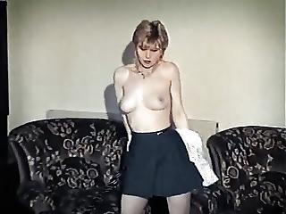 Sweet Love Of Mine - Vintage Schoolgirl Teen Strip Dance