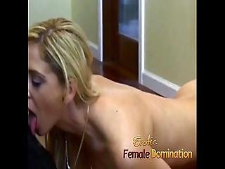 Mesmerizing Blonde Slave Girl Dominated By The Merciless Natasha Sweet-6