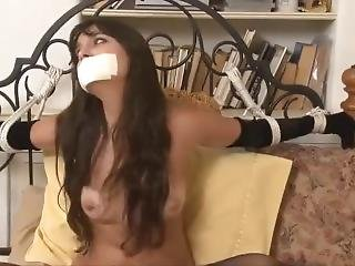 bondage, legata, fetish