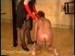Bdsm Granny Torture Whipping
