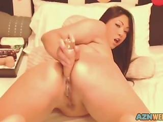 Amateur, Asian, Nice Tits, Webcam