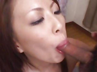 Tomoe Hinatsu Fucked Hard And Made To Swallow