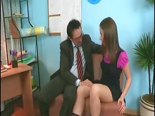 Tricky Old Teacher Tania