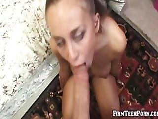 Hairy Pussy Jiggle Tit Teen