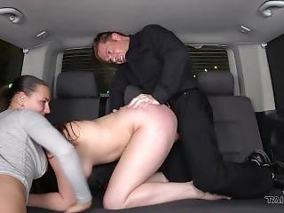 Takevan - Threesome With Mea Melone Getting Crazy When Start Fuck