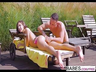 Babes - Elegant Anal - Henessy - Beach Bum