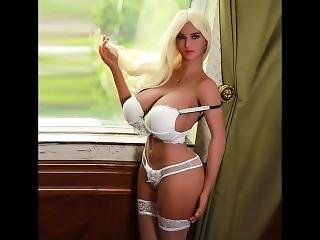 Tall Blonde Sexy Girl With Big Tits And Big Ass Make Me Feel So Horny
