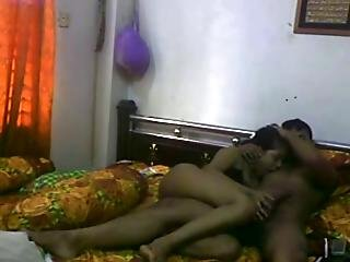 Indian Desi Couple Enjoying To The Fullest