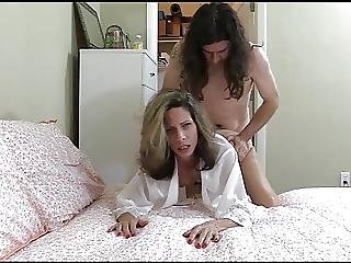 Dirty Talking Mommy Wants Cum On Her Asshole