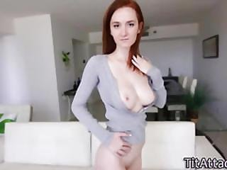 Redheads Hooters Spunked