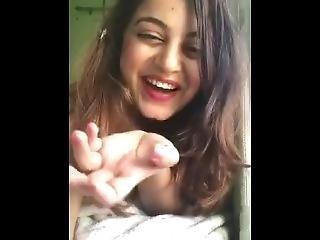 Norah(subha Sharma) Hot Teasing
