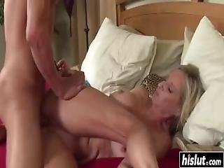 Busty Mommy Enjoys Daily Sexual Intercourse