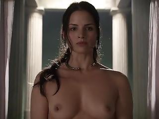 Spartacus - S01e09 (2010) - Katrina Law 1