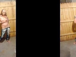 Para Noir Slide Show Naked In The Basement