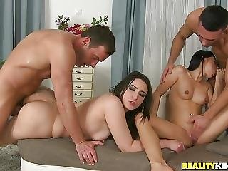 Reality Kings Sexy Euro Threesome