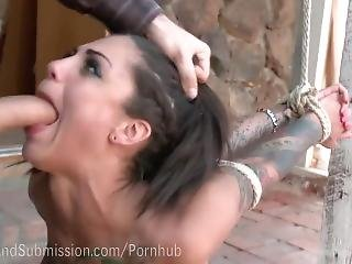 Bonnie Rotten Punish And Humiliated By James Deen.