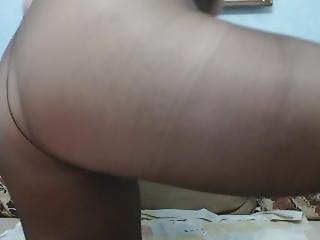 amatør, røv, stor røv, brunette, fetish, bukser, buksehose, drilleri, webcam