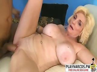 Lush Step Mom Missy Thompson Gets Nailed Good Touching Son%27s Friend