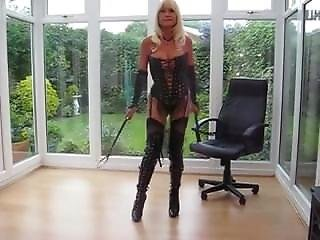 Fetish, Fucking, Lace, Leather, Milf