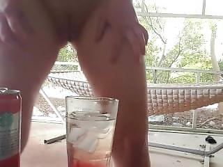Drinking A Piss Cocktail