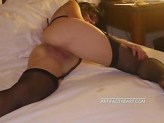 Model Jane Cain Fucks Small Cock Bareback With Artifactheart