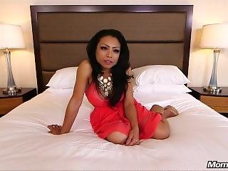 Lena (35 Year Old Busty Petite Asian First-timer)