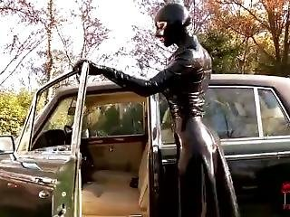 Latex Lucy And The Rolls Royce