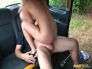 Fake Taxi Wild Blonde Treats Him Rough