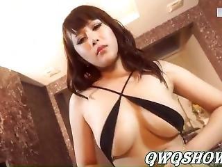 Asian Taiwan Dance Girl Qwqshow